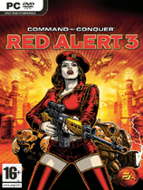 《红色警戒3》繁体中文硬盘版