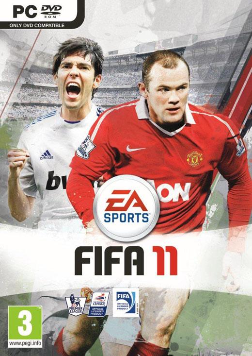 《FIFA11》完整硬盘版