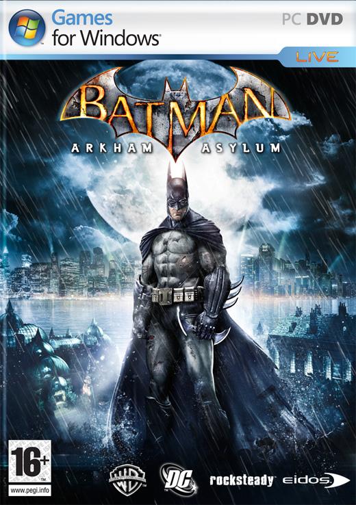 蝙蝠侠:阿甘疯人院年度版