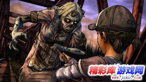 《行尸走肉》游戏高清截图1