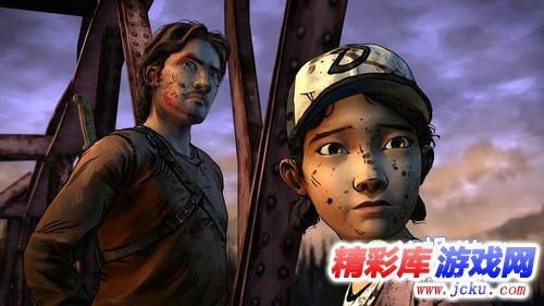 《行尸走肉》游戏高清截图2