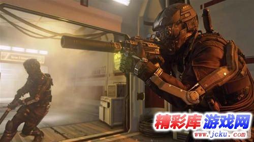 《使命召唤11》游戏高清截图1