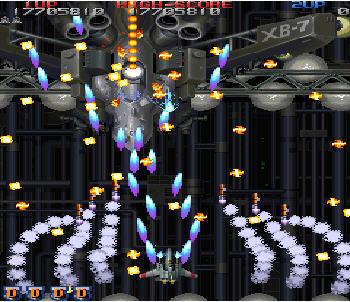 雷电4空中霹雳中文版游戏高清截图4