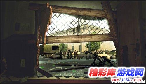 《行尸走肉:生存本能》游戏高清截图5