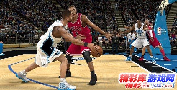 NBA2K11完整硬盘版游戏高清截图4