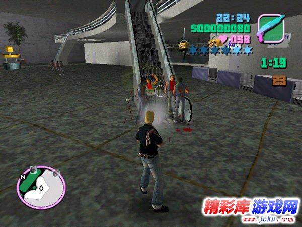 侠盗猎车6狂野之城游戏高清截图3