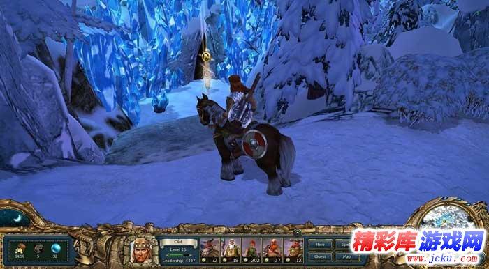 国王的恩赐:北方勇士游戏高清截图2