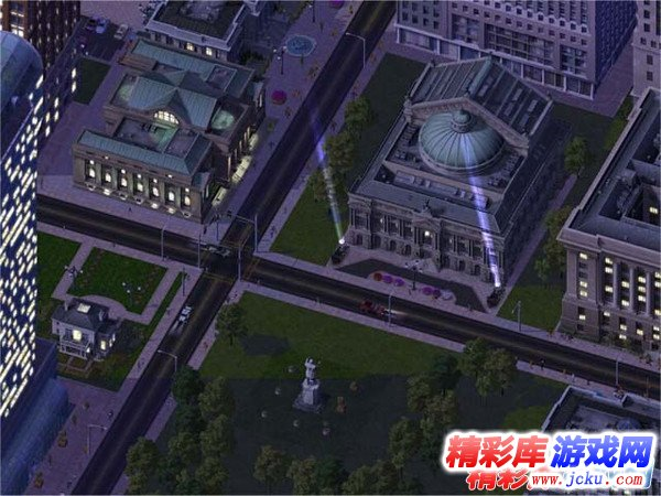 模拟城市4游戏截图2
