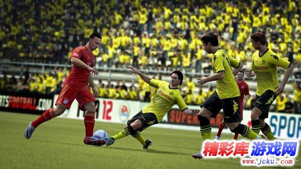 FIFA12游戏截图1
