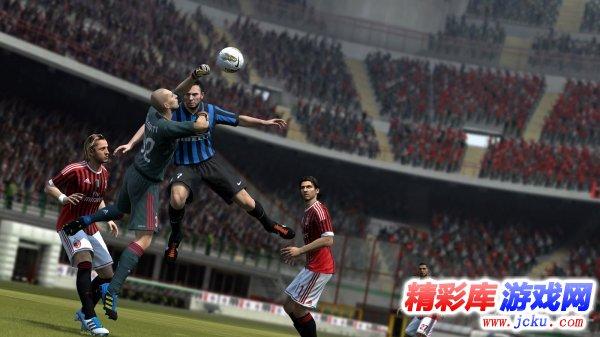 FIFA12游戏截图2