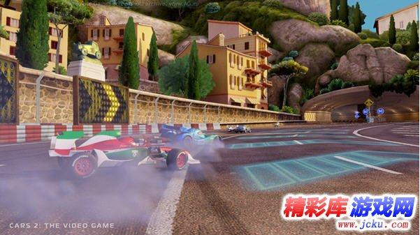 汽车总动员2游戏截图1