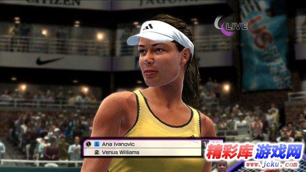 VR网球4游戏截图1