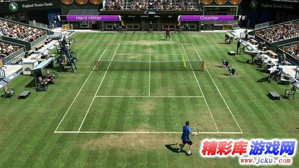 VR网球4游戏截图2