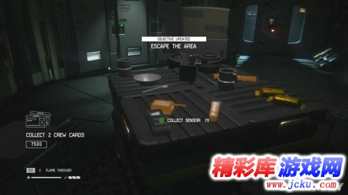 黑暗地下室绝命逃亡《异形:隔离》PC版新演示游戏截图4