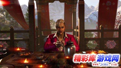 狂妄暴君展示奇特的魅力《孤岛惊魂4》新演示游戏高清截图1
