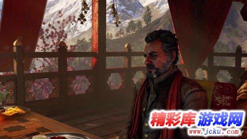 狂妄暴君展示奇特的魅力《孤岛惊魂4》新演示游戏高清截图2