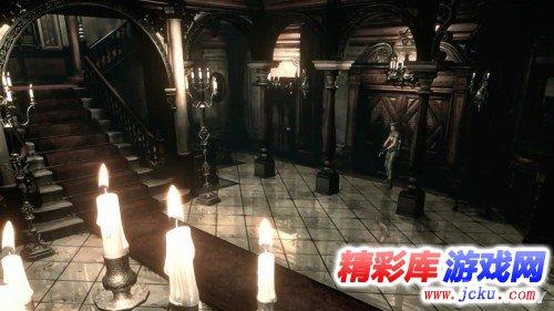 外国朋友亲情解说《生化危机HD:重制版》新演示游戏高清截图3