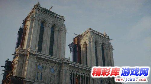 亚诺爬上埃菲尔铁塔打飞机《刺客信条:大革命》新演示游戏高清截图2
