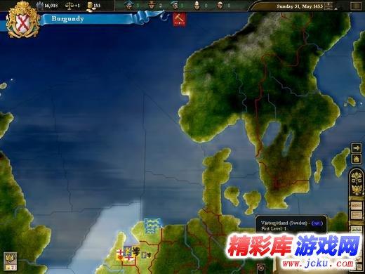 欧陆风云3神风游戏高清截图3