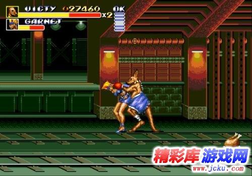 怒之铁拳3游戏高清截图1