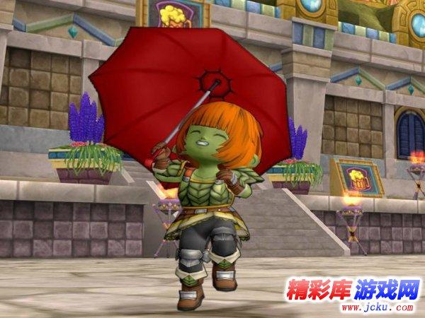 勇者斗恶龙10游戏高清截图2