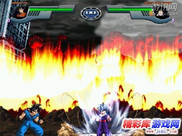 龙珠Z电光火石2010游戏截图第7张