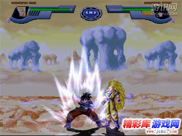 龙珠Z电光火石2010游戏截图第5张