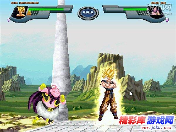 龙珠Z电光火石2010游戏截图第4张