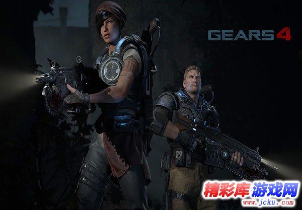 战争机器4 游戏截图3