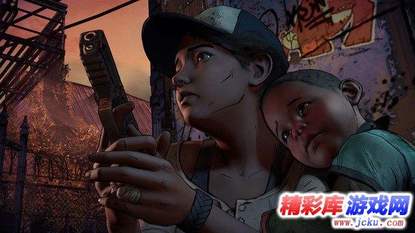 行尸走肉新天地:第一章游戏截图第2张