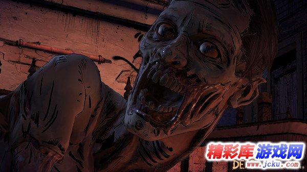 行尸走肉新天地:第一章游戏截图第1张
