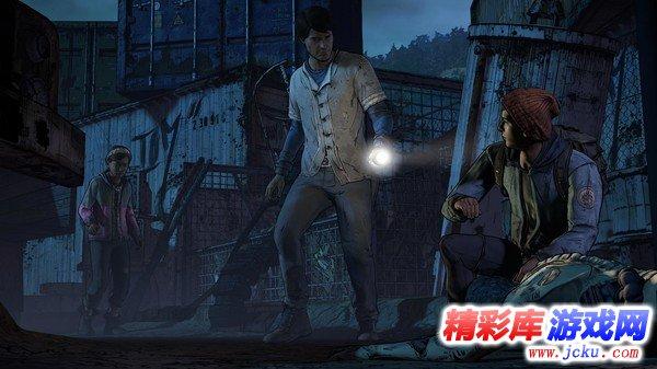 行尸走肉新天地:第一章游戏截图第3张
