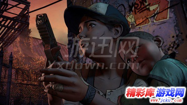 行尸走肉:新边界游戏截图第3张