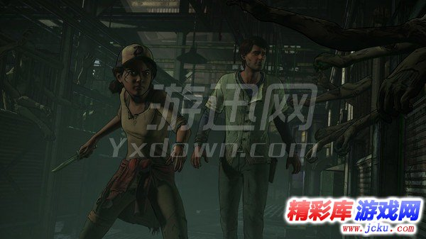 行尸走肉:新边界游戏截图第4张