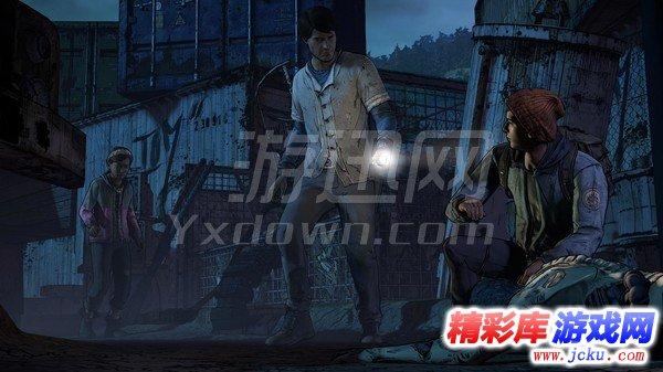行尸走肉:新边界游戏截图第2张