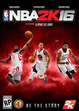 NBA 2K16汉化版