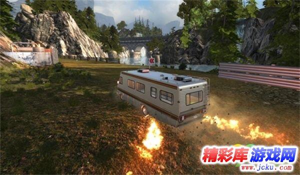 露营跳跃者模拟器截图1
