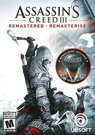 《刺客信条3:重制版》汉化版Steam正版