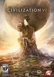 《文明6:风云变幻》汉化版Steam正版