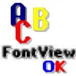 FontViewOK绿色版 v5.51.0