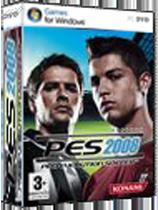 <b>实况足球2008(PES2008)中文版</b>