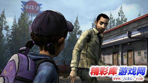 《行尸走肉:第二季》游戏截图1