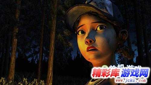 《行尸走肉:第二季》游戏截图2