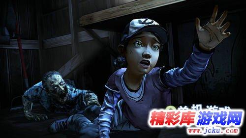 《行尸走肉:第二季》游戏截图4