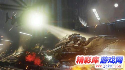 《使命召唤11》游戏高清截图