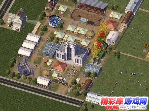 模拟城市4游戏截图4