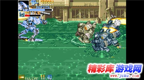 装甲战士游戏截图2