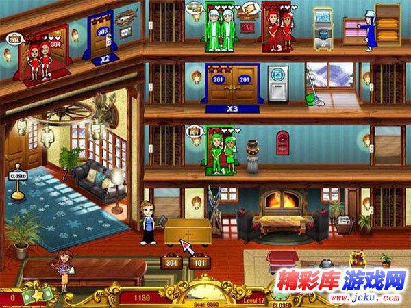 美女酒店游戏截图2