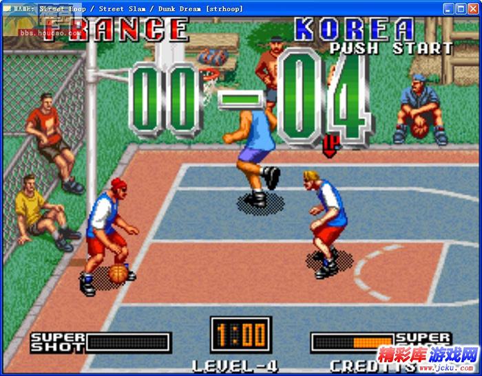 街头篮球(街机版)高清图片1