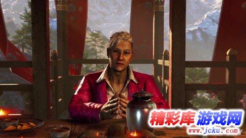 狂妄暴君展示奇特的魅力《孤岛惊魂4》新演示游戏高清截图3